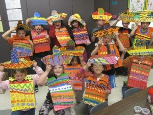 CInco de Mayo craft--I'm so doing this after testing!!!