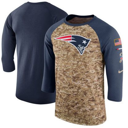 Nike New England Patriots Salute To Service Hoodie