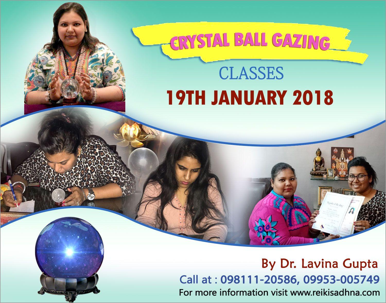 Crystal ball gazing classes crystal ball gazing is an