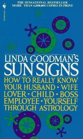 Biblia De A Astrologia Linda Goodman Astrology Books Sun Sign Good Books