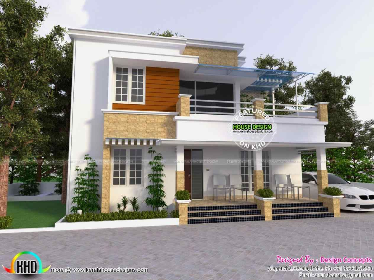 New Post Home Front Design Double Floor Has Been Published On Ash999