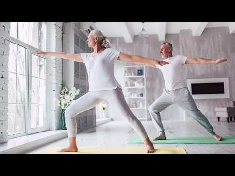 5 easy athome exercises for seniors  youtube in 2020