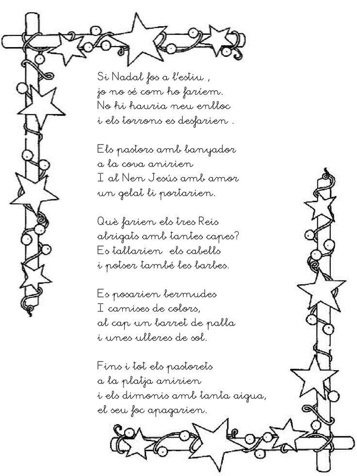 BUSCANT IDEES: POEMES DE NADAL- POEMAS DE NAVIDAD - CHRISTMAS POEMS ...