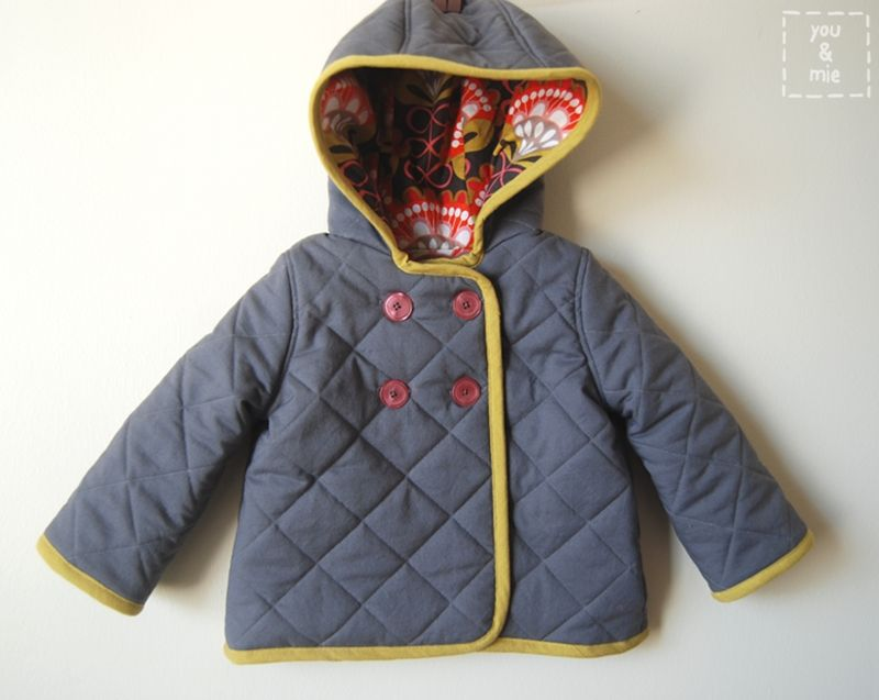 d51659605 Quilted Jacket  Mini Boden Knock Off