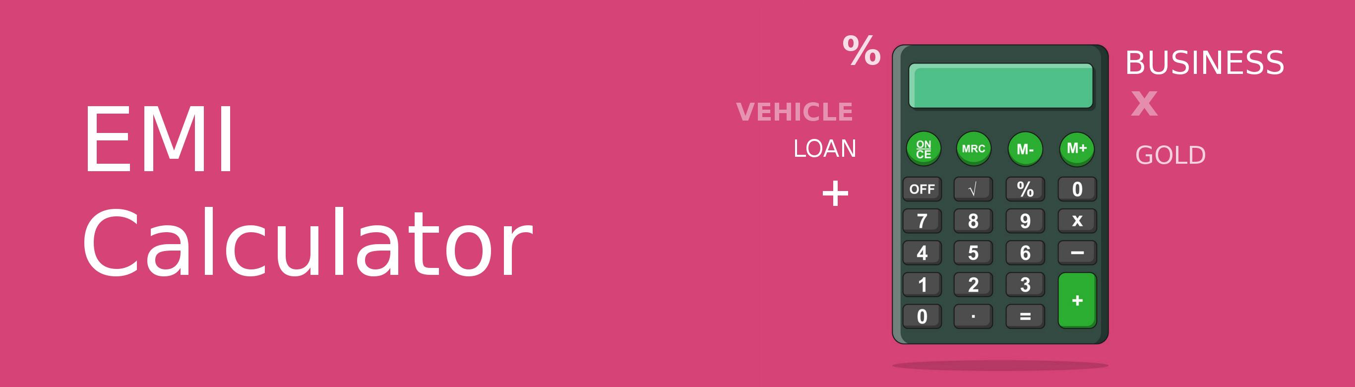 Best Online Emi Calculator For Home Loan Home Loans Loan Amortization Schedule