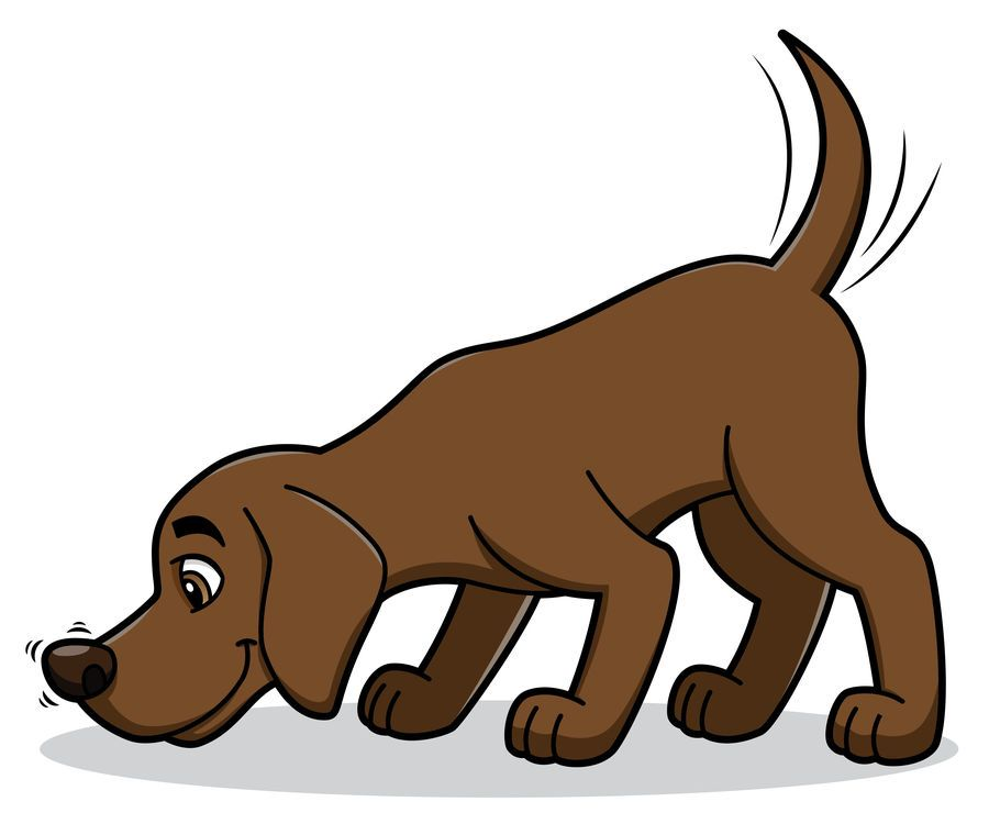 Cartoon Pictures Of Mean Dogs