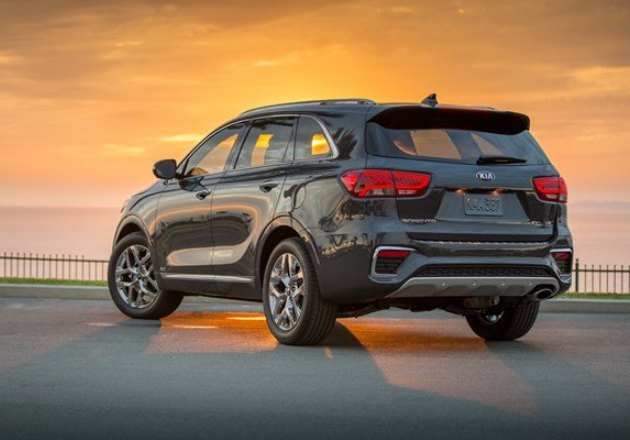 2019 Kia Sorento Redesign Interior Price And Review Kia Sorento Sorento Kia
