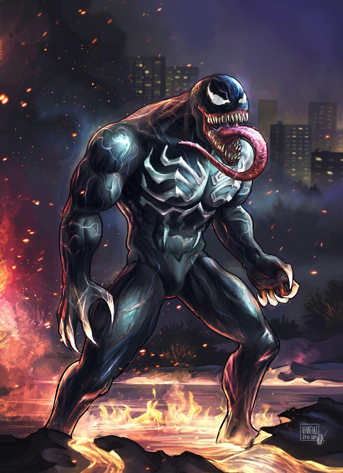 Venom Body - The Adventures of Lolo