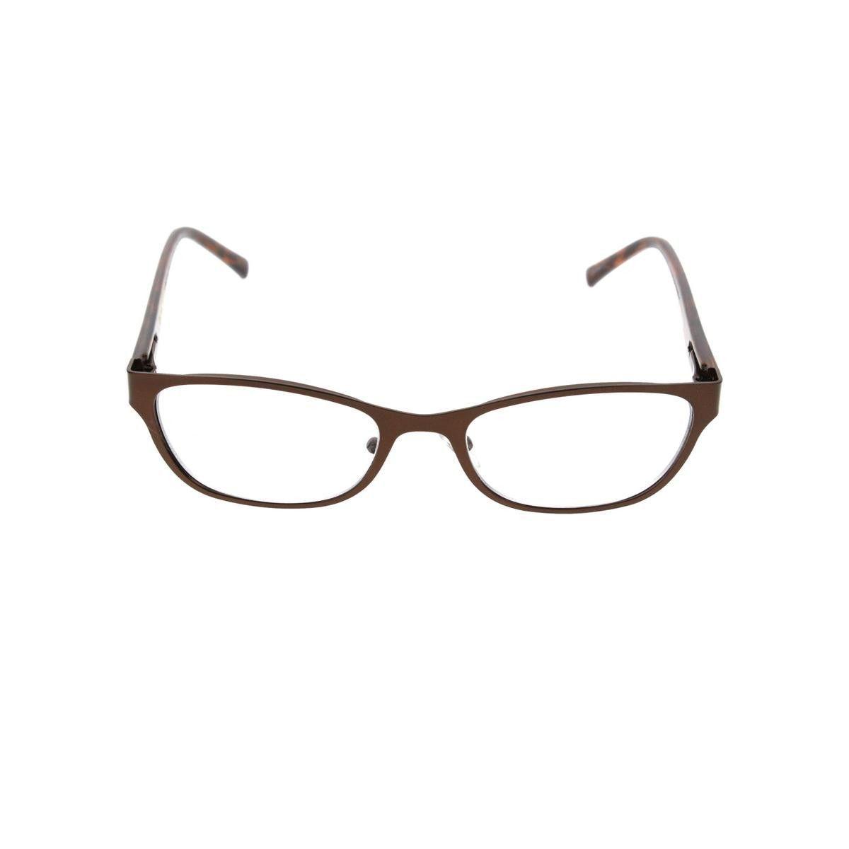 Foster Grant Charlsie Multi Focus Metal Frame Reading Glasses ...