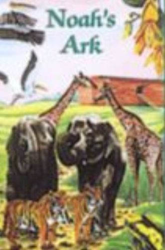 Noah's Ark Pesonalized Children's Book | Created and Mailed in 1 day
