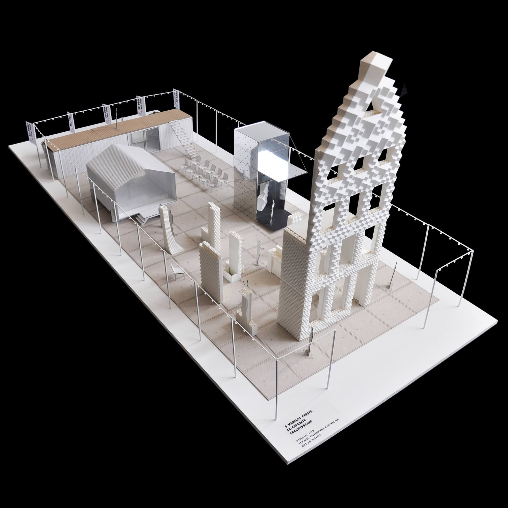 3D Printing 3D printing buildings a summary of additive