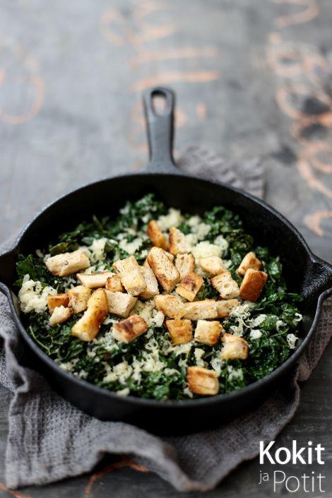 Kokit ja Potit -ruokablogi: Hävikistä herkuksi