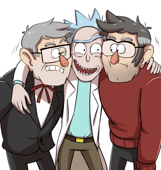 I Draw Stuff  Desenhos Animados, Rick, Morty E Cartoons