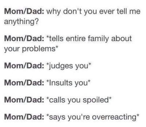 Sad Parents Quotes Tumblr - Google Search