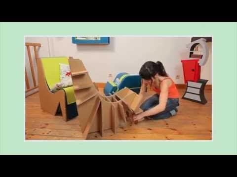 Programme Du Cours Mobilier En Carton Par Isabelle Gieling Du Blog Www Joinusinthewoods Net Liege B Mobilier En Carton Meubles En Carton Fauteuil En Carton