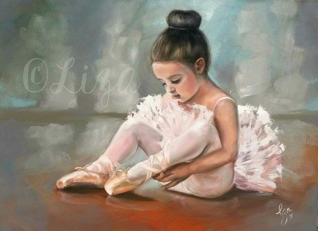 Pin By Lisa Fagan On Ballerina Paintings In 2019