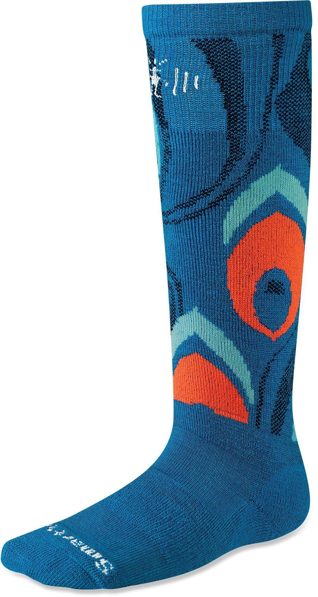 Smartwool Wintersport Feather Socks Girls 2012 Closeout Girls Socks Socks Ski Socks