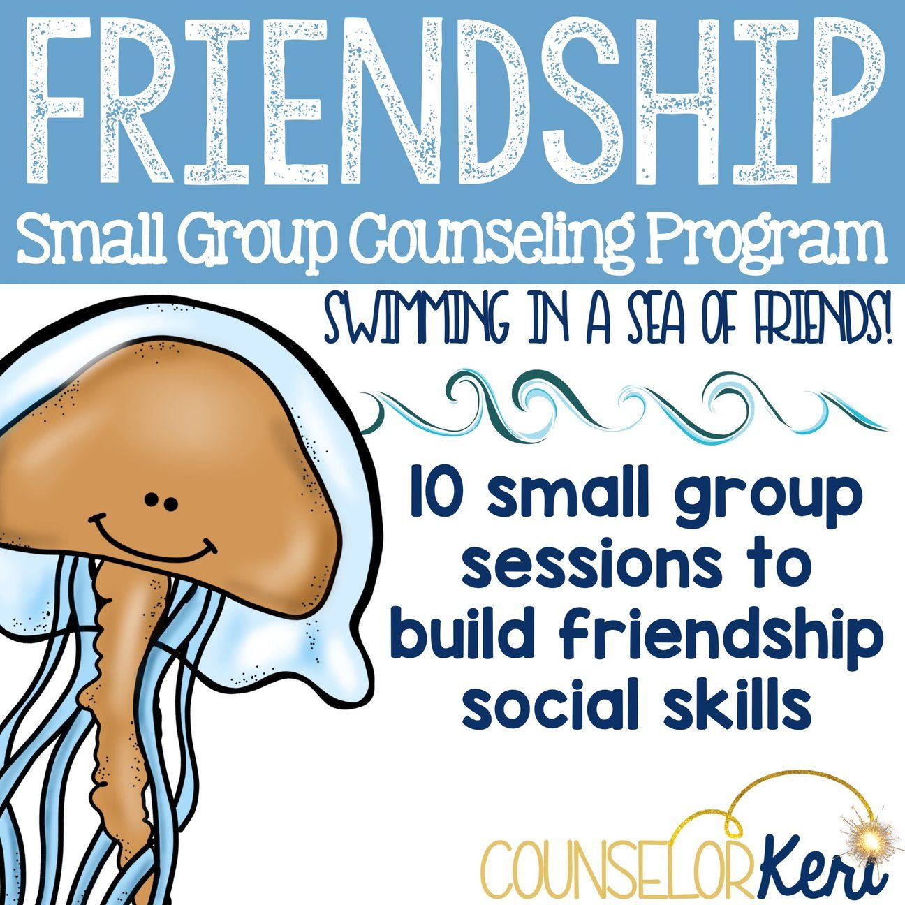 Friendship Social Skills Group Counseling Program