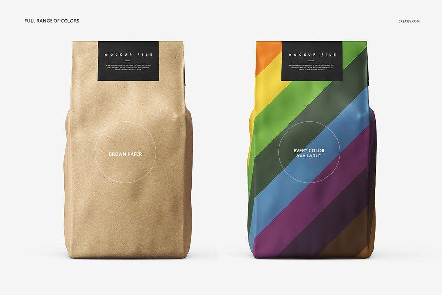 Download Paper Bag Mockup Set Bag Mockup Paper Bag Mockup