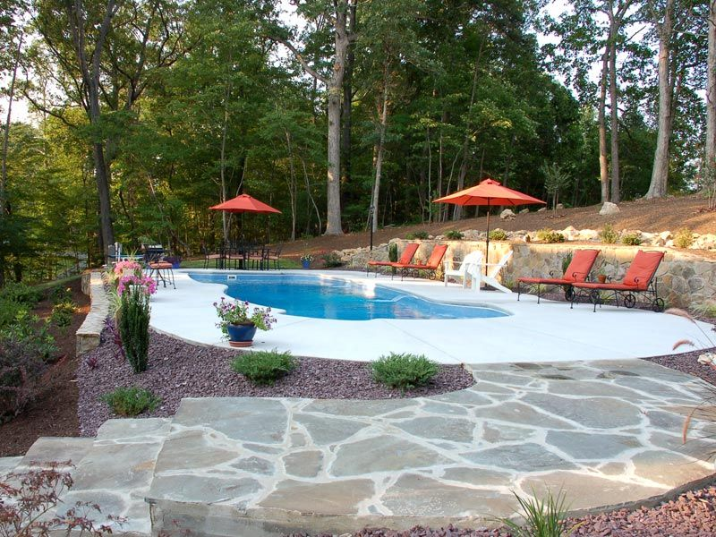 Best Pool Patio Material To Avoid Burning Your Feet Pool