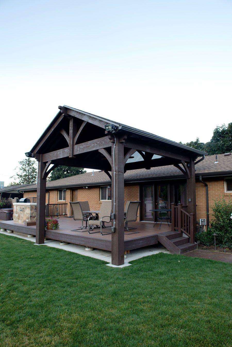 Pin On Beautiful Backyard Shade Ideas