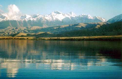 Issyk-Kul Lake, Kyrgyzstan | Lake, Kyrgyzstan, Places to see