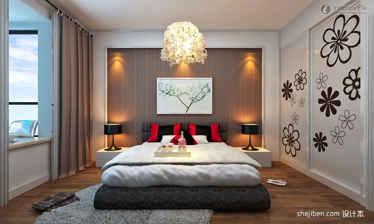 Modern Bedroom Designs 2014 effect picture of bedroom renovation renderings 2012 bedroom