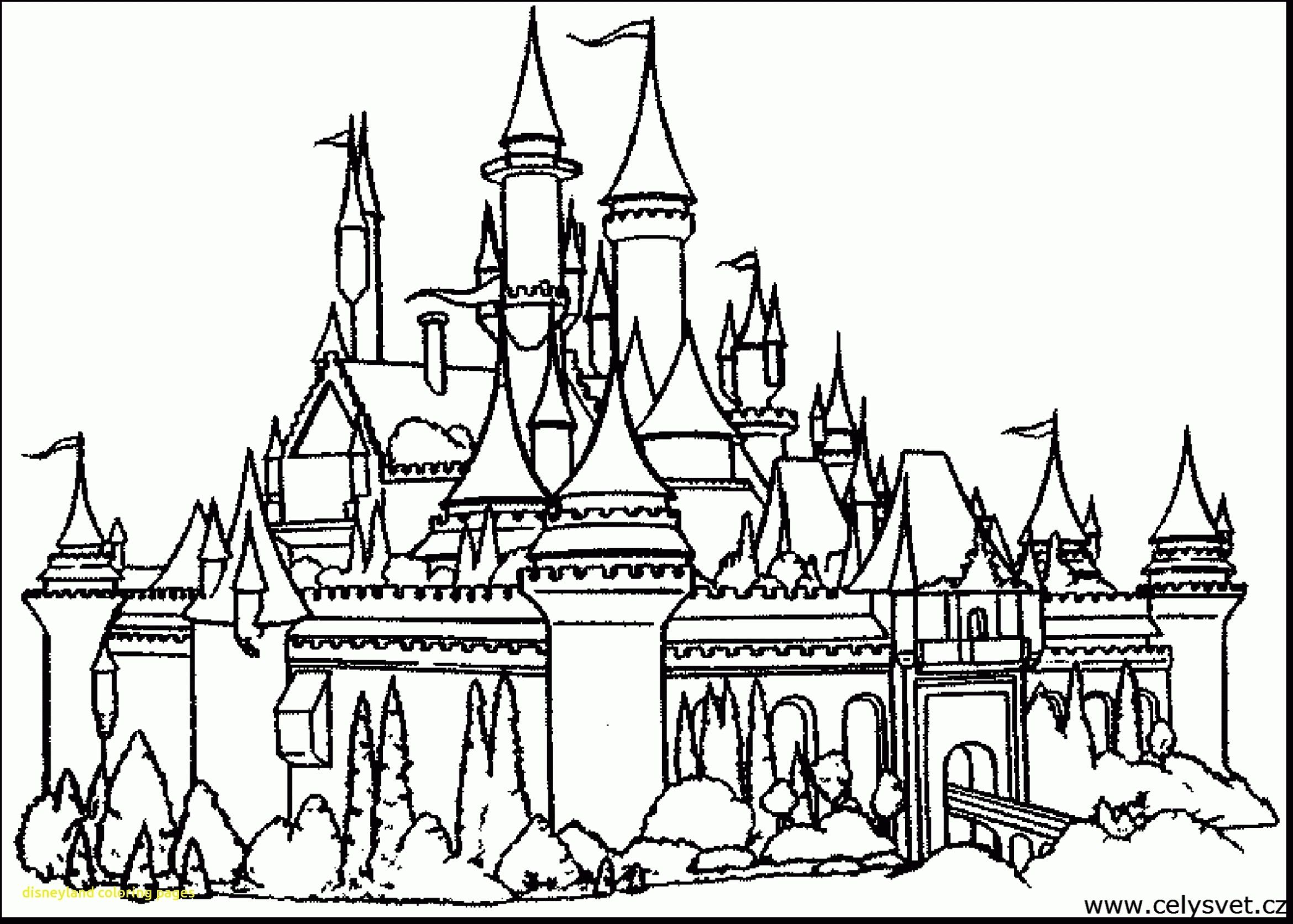 Disney Castle Coloring Pages Printable Printable Cinderella Coloring Pages Princess Coloring Pages Castle Coloring Page