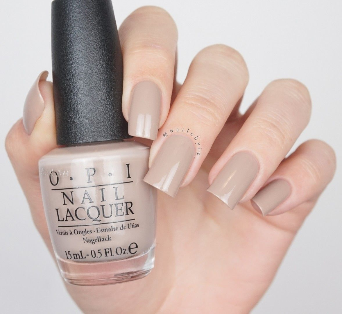 Coconuts Over OPI swatch OPI Fiji collection swatches review spring ...