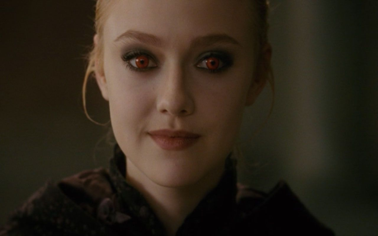 Dakota fanning as jane dakota fanning as jane of the for New moon vampire movie