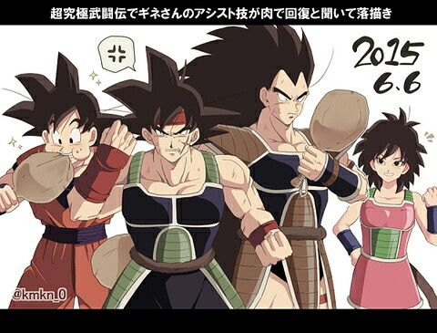 Raditz Gine Bardock Goku Anime Dragon Ball Super Dragon Ball Art Anime Dragon Ball