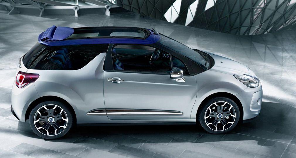 Citroën DS 3 Cabrío ¿te gusta el estilo? Coches y Motos 10  http://go.shr.lc/1sQ4lci descubre por qué te va a enamorar este modelo #motor