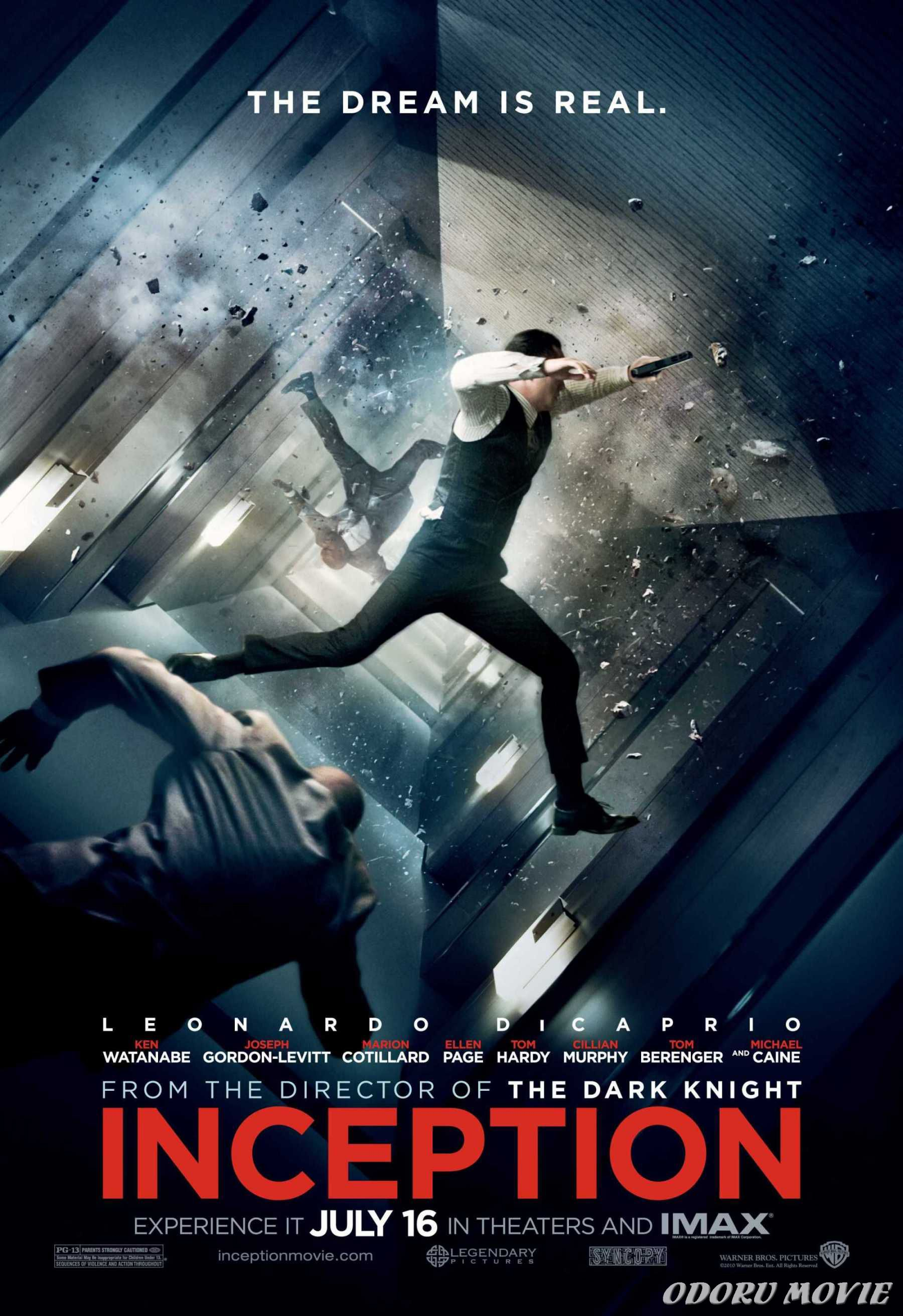 Image result for inception poster
