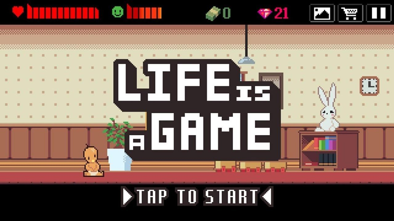 Life Is A GAME :Mobile Game Free apk Android . Gameplay and ...