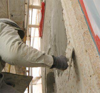 Resurfacing Stucco Applying Bonding Coat Stucco Stucco Exterior Stucco Walls