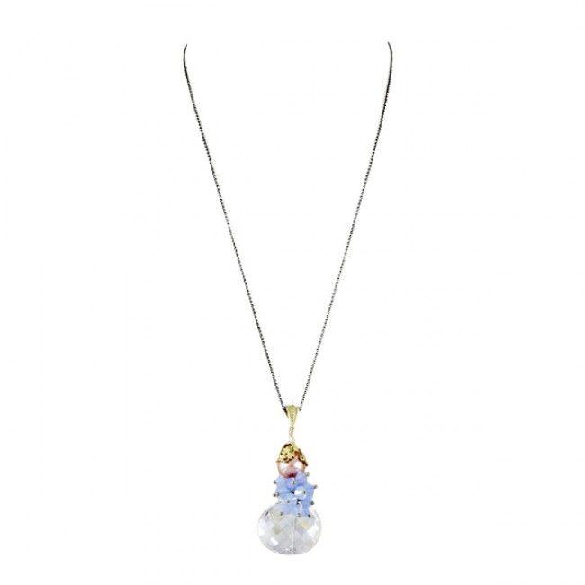 Bouquet Necklace- Moonlight Air
