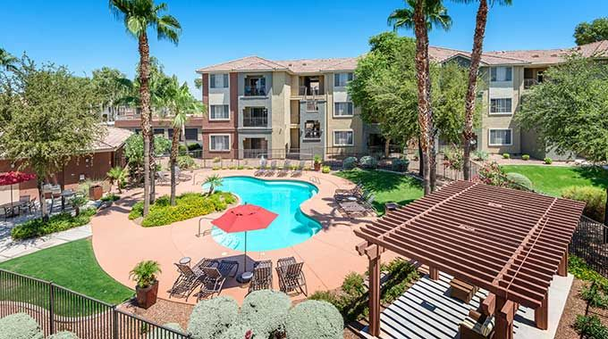 Colonial Grand At Inverness Commons 5332 East Baseline Mesa Az