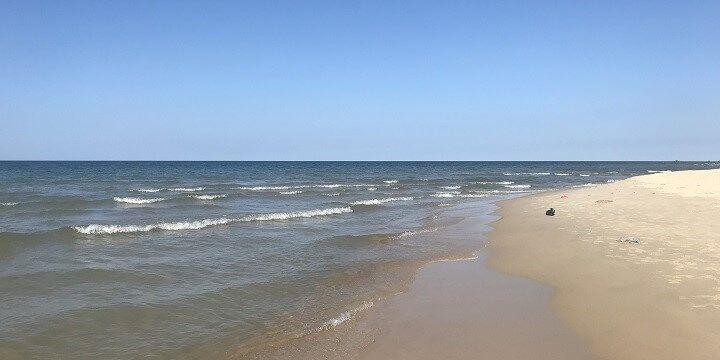 Beach, Hue, Vietnam, Asia