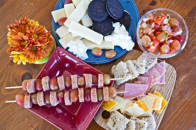 Finger food ideas for a th wedding anniversary party wedding