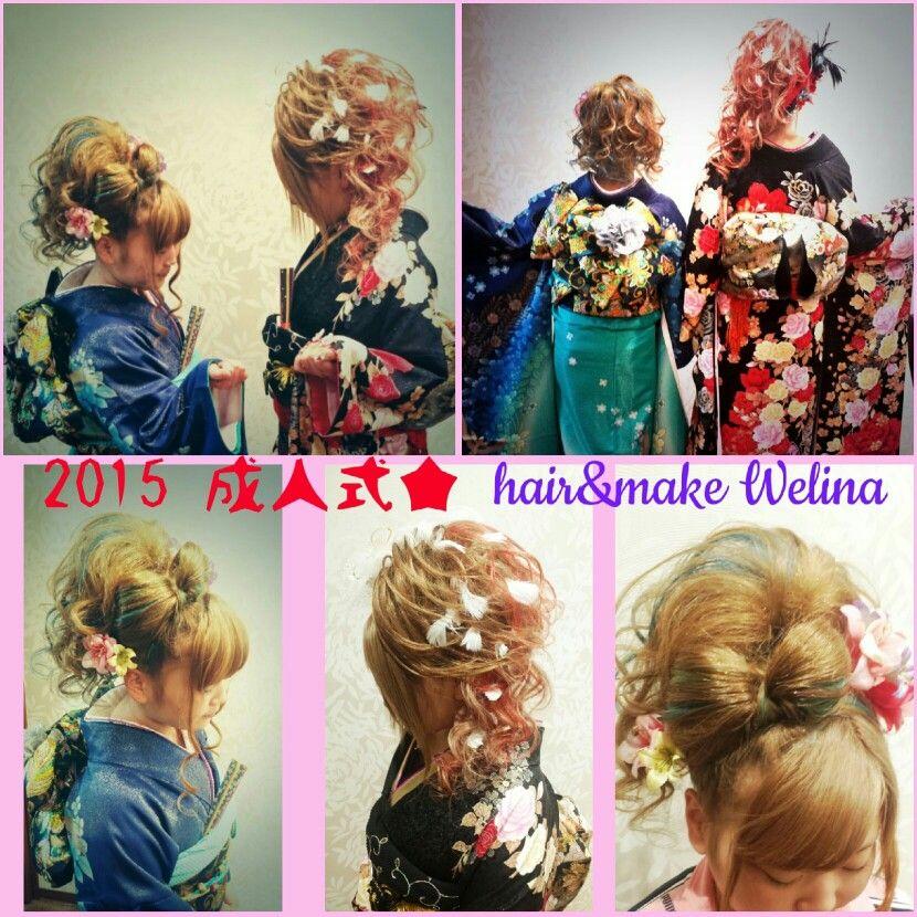 ボード Hair Make Welina My Style Book のピン