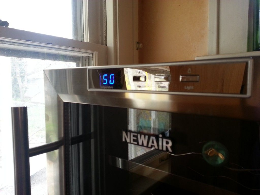 Newair Aw 121e 12 Bottle Thermoelectric