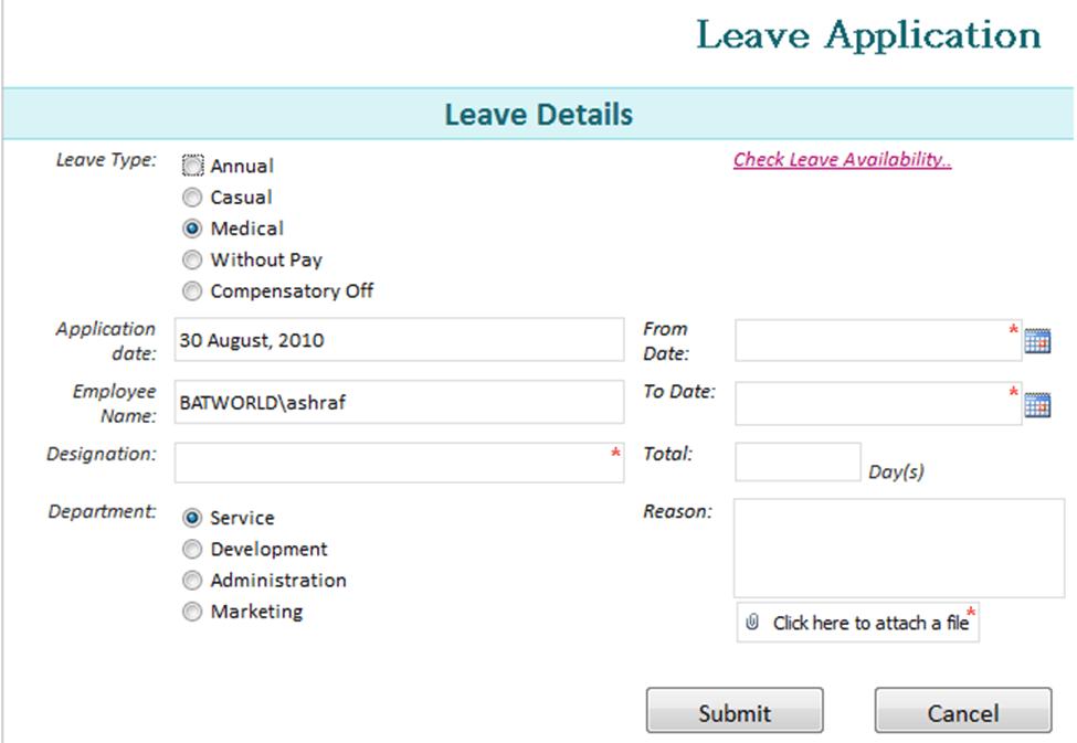 Publishing Administrator Roved Infopath Form Template With Gajendra Palyam Blogger Sampleresume Leaverequestformtemplate