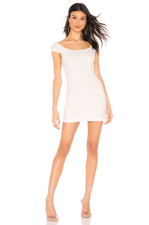 Superdown Tallulah Eyelet Mini Dress In White Revolve Mini Dress Dresses Fashion [ 1450 x 960 Pixel ]