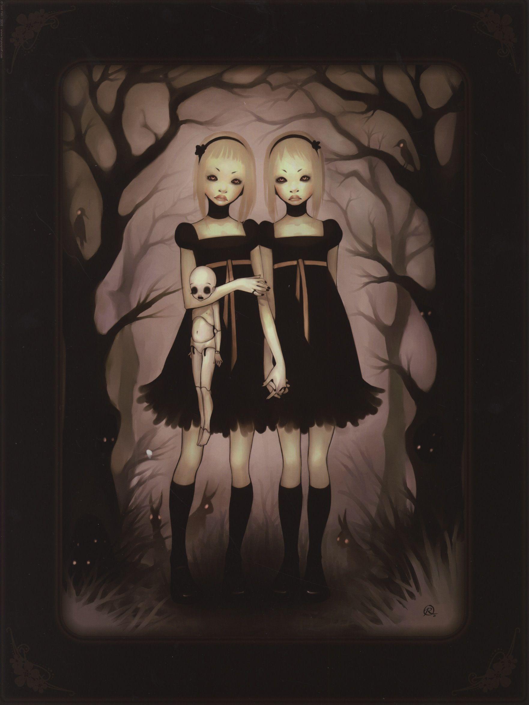Twins dark