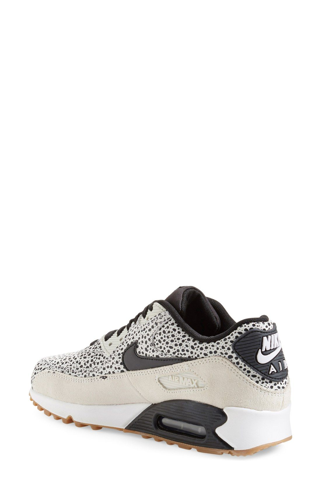 745866092a0e Free shipping and returns on Nike  Air Max 90 - Premium  Sneaker (Women
