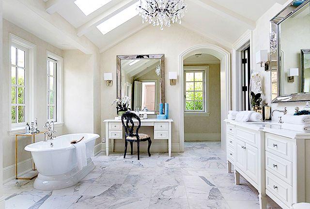 Kim Kardashian Kanye West S 20 Million Estate All The Pictures Kardashian Home Gorgeous Bathroom Designs Gorgeous Bathroom
