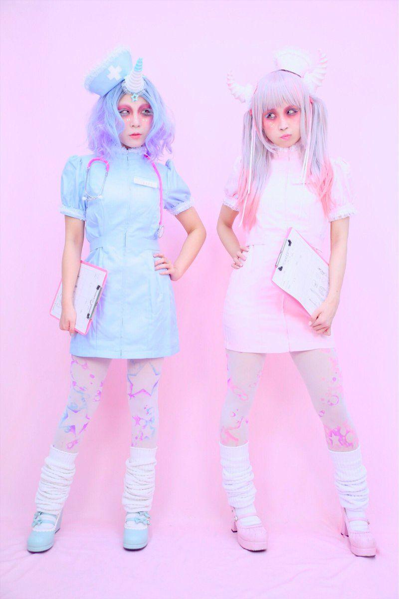 Menhera Fashion Japanese Fashion Pinterest More