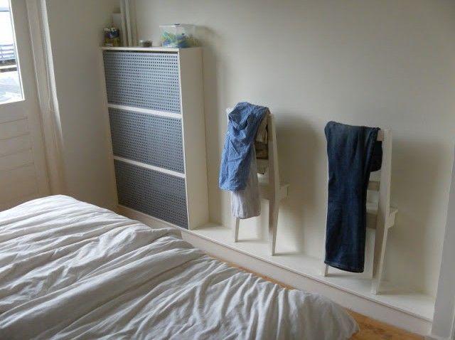 Un Valet De Chambre Chaise Bertil Ikea Hacks Diy