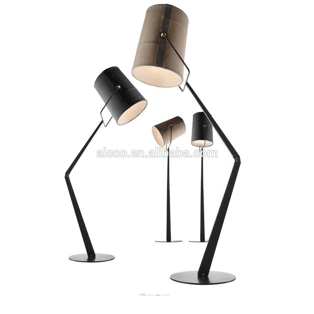 Grote reus spaans design moderne decoratieve staande lamp staande lamp afbeelding staande lampen