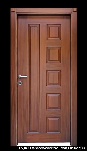 Puerta Principal Wooden Main Door Design Door Design Interior Single Door Design